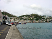 Part of Grenada Harbour