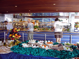 Lido Deck Food Bars