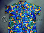 West Indian Colourful Shirt