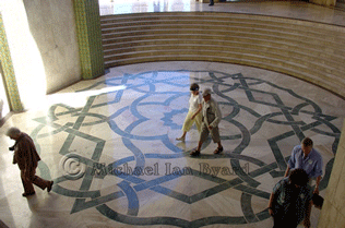 Hassan Mosque Exit Floor