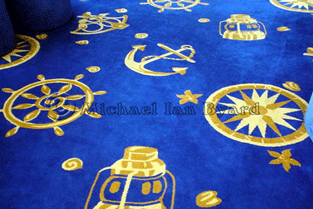 Observation Lounge Carpet