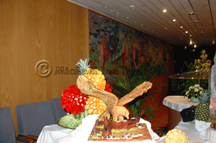 Gala Buffet and Chef's Art
