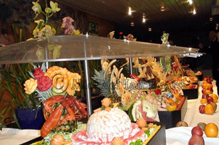 Gala Buffet, Chef's Art