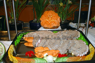 Buffet Decoration