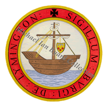 Seal of the Borough of Lymington