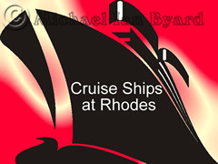Cruise Ships at Rhodes Title Logo