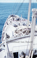 Arcadia's Fore or Anchor Deck, 1959