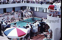 Arcadia's Pool and Swimming Gala, 1959