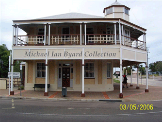 Bowen Harbour Trust Building. ex MH Bowen Office