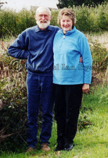 Geoff and Betty Cook May 2003