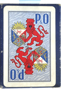 New Arms Card 1937
