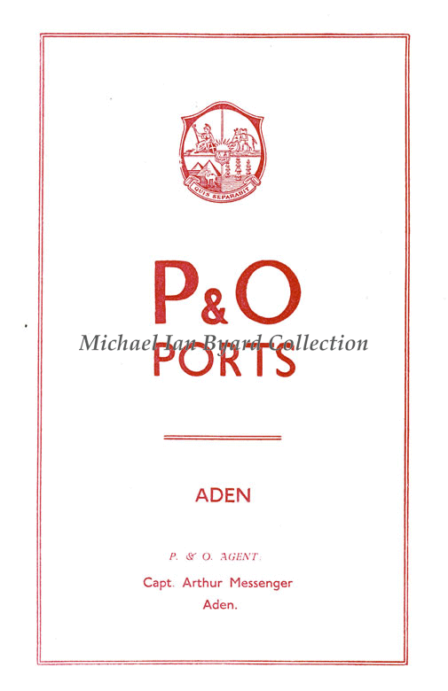 Aden Port Information