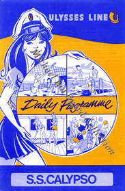 Daily Programme Cover