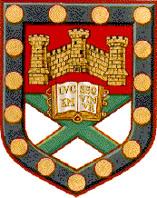 Arms of Exeter University