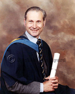 My Graduation with the Open University
