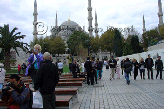 Anne's Photo of Blue Mosque