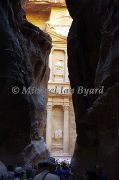 Petra First Glimpse