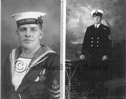 Will Thatcher as Leading Seaman and Chief Petty Officer