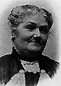 Martha Gough, wife of George Henry Thatcher