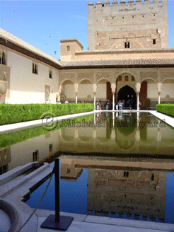 Alhambra Pool of Reflections