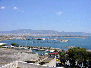Greek Olympic Yachting Venue