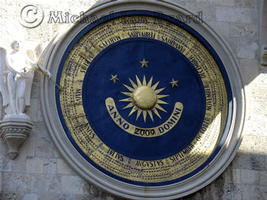 Messina Astronomical Clock