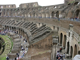 Colloseum Stalls, right side