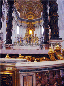 High Altar St Peters